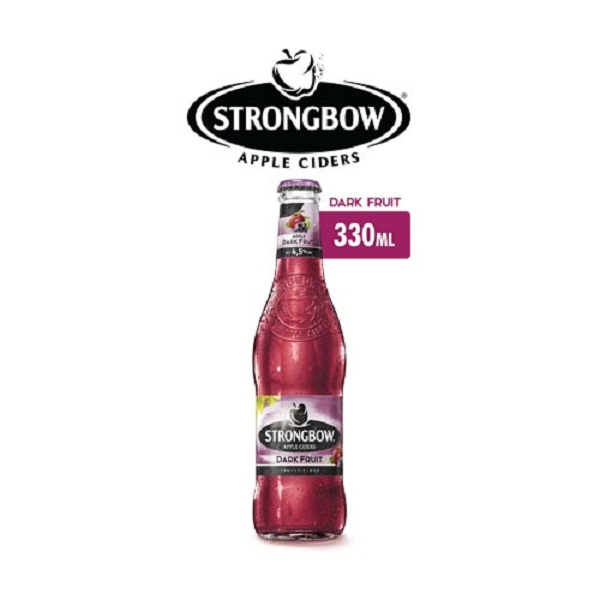vines, jakarta, indonesia, Strongbow Apple Ciders - Dark Fruits