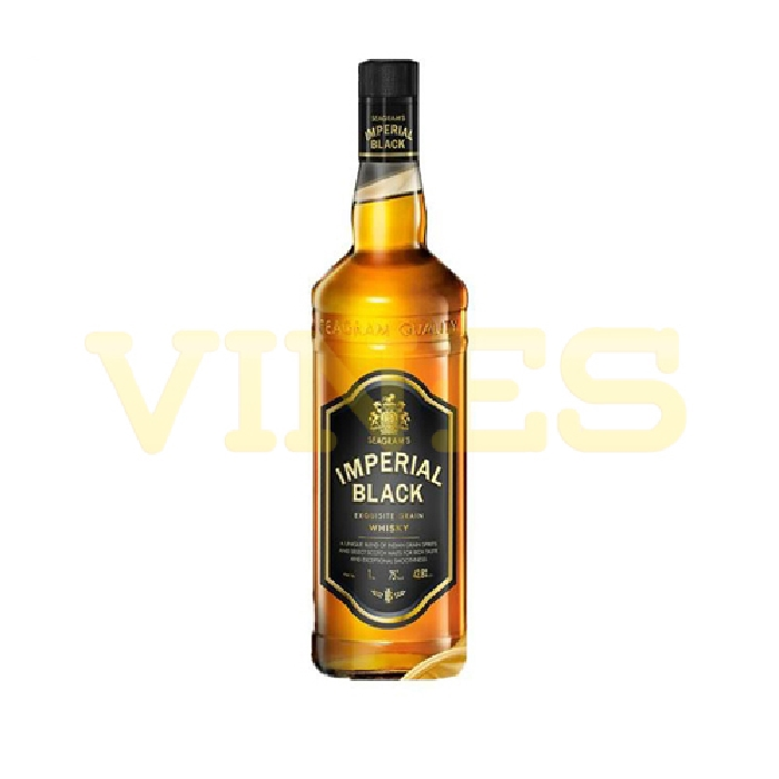 vines, jakarta, indonesia, Seagrams Imperial Black Whisky