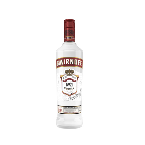 vines, jakarta, indonesia, Smirnoff Red Label Vodka 750ml