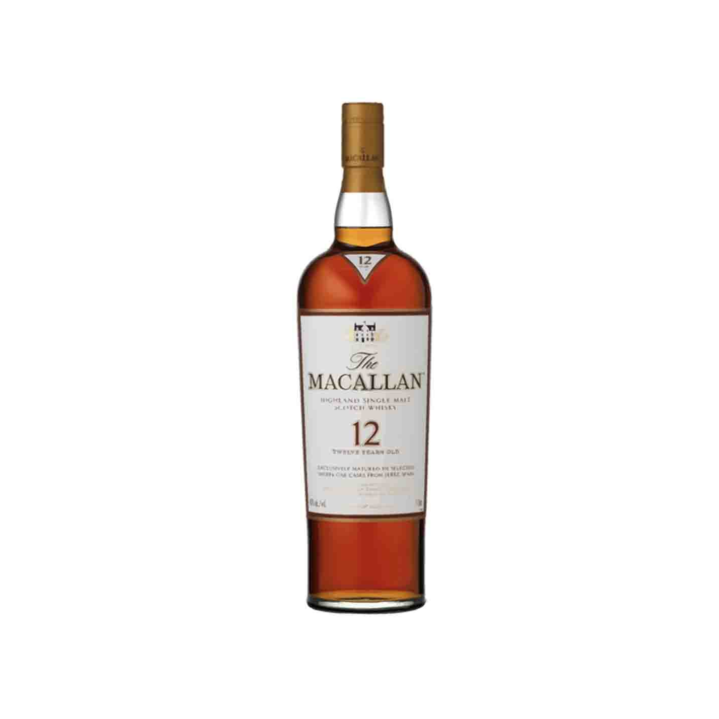 vines, jakarta, indonesia, Macallan 12 Year Old Sherry Cask 4.5L