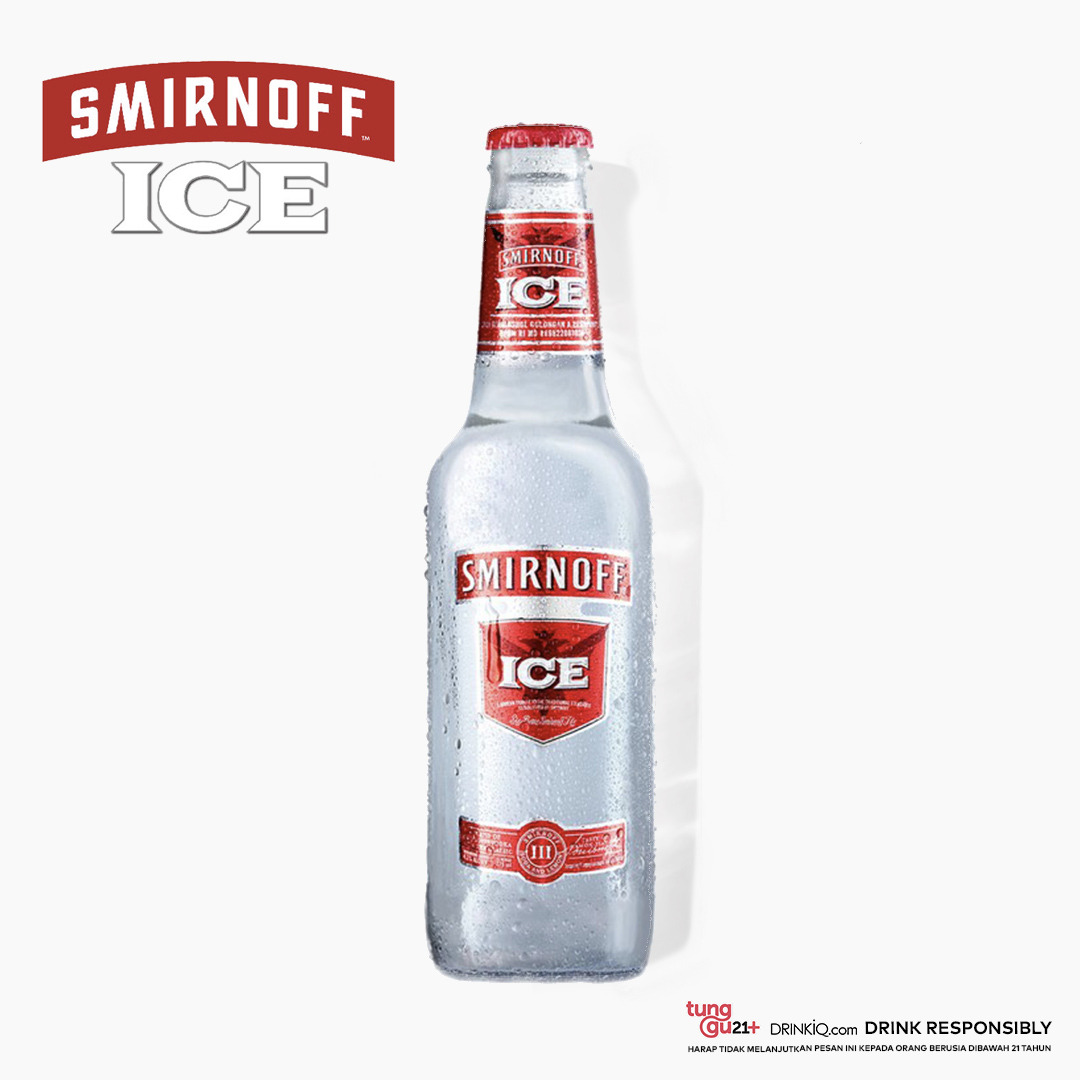 vines, jakarta, indonesia, Smirnoff Ice Original 275ml Bottle x 4