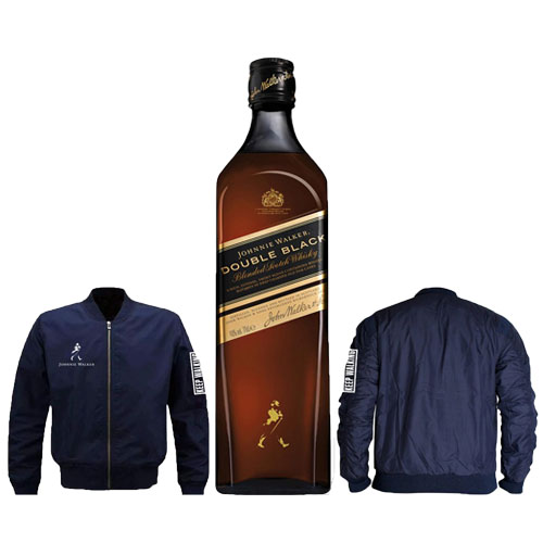 vines, jakarta, indonesia, Johnnie Walker Double Black + Free Jacket