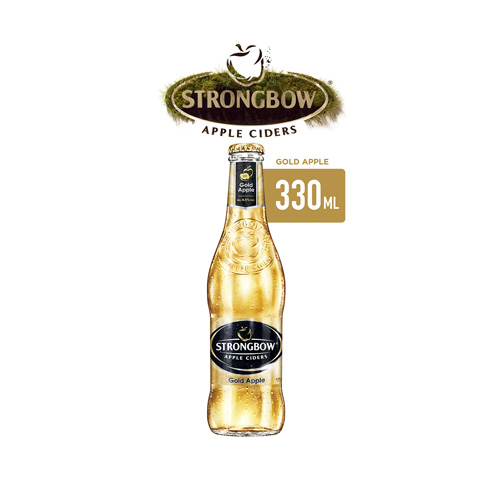 vines, jakarta, indonesia, Strongbow Apple Ciders - Gold Apple