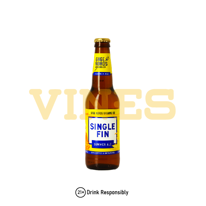 vines, jakarta, indonesia,  Single Fin Summer Ale