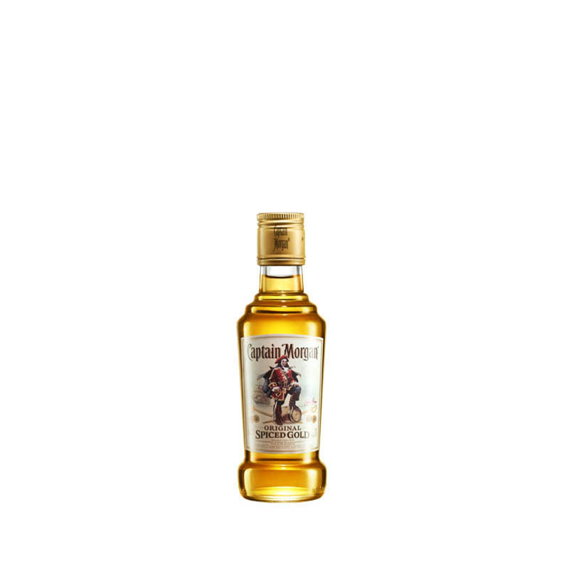 vines, jakarta, indonesia, Captain Morgan Spiced Rum 200ml